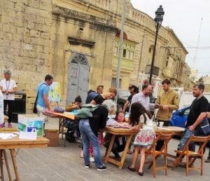 UNESCO - Art Camp Malta - 3