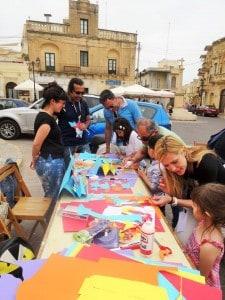 UNESCO - Art Camp Malta - 5