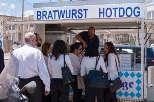 'Hot Dog Day' for GasanMamo Insurance employees