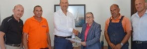 20170623 - GWU signs second collective agreement with Gasco Energy