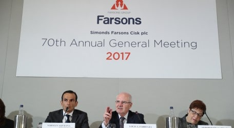 Caption 1 - 20170627 - AGM - Farsons Group - IMG_0541