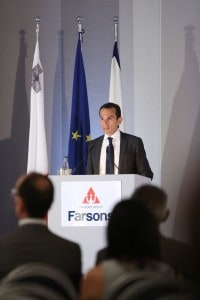 Caption 3 - 20170627 - AGM - Farsons Group CEO Norman AquilinaIMG_0088