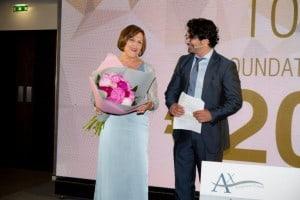 Josephine Xuereb, AX Foundation and Xandru Grech