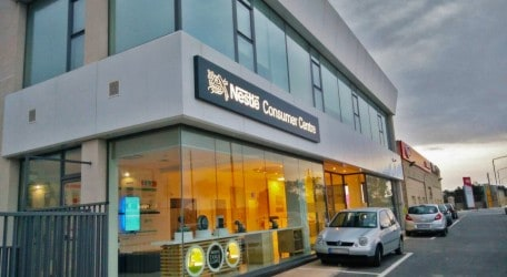 11 - Nestle Consumer Centre - Nescafe jars scheme