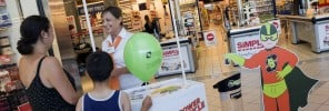 GreenPak holds BATREE campaign at supermarkets - 1
