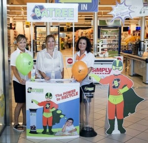 GreenPak holds BATREE campaign at supermarkets - 2