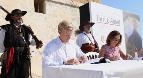 HSBC Malta Foundation breathes new life into the historical White Tower - 2