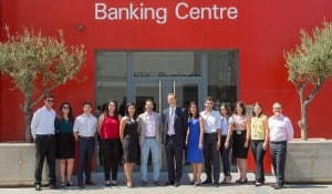 HSBC Malta creating future business leaders with JAYE Malta - 1