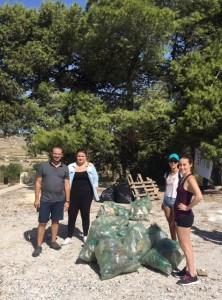 20170918 - Gnien L-Gharusa tal-Mosta Clean Up1