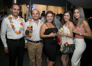 Fouad Berra, Sergio Bellizzi, Sharon Grima, Claire Busuttil, Darlene Sammut