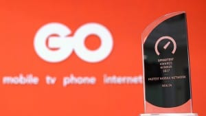 Ookla confirms that GO has the fastest mobile network nationwide - 2