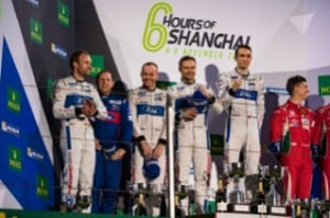 Ford 1-2 on the podium - Shanghai 2017 thumb