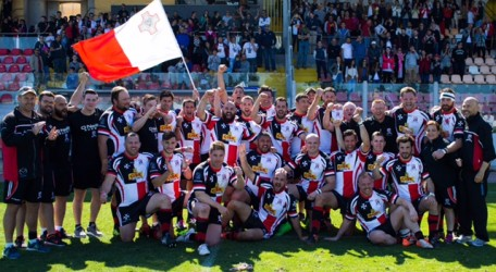GasanMamo Insurance supports Malta's rugby game against Croatia