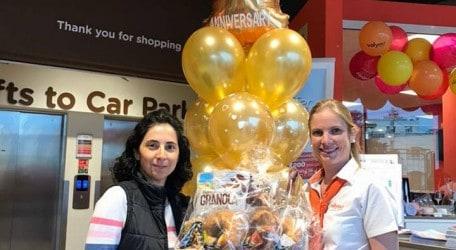 171113 PRESS RELEASE - Valyou Supermarkets celebrate one year anniversary 2