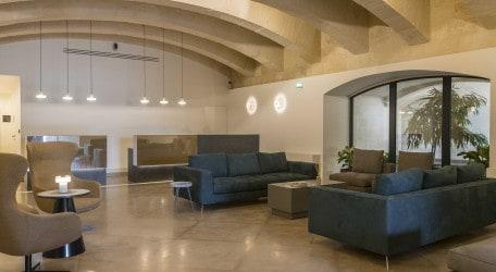 20171205 - Cugo Gran Macina Grand Harbour - The Lobby
