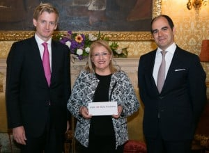 HSBC Malta Foundation supports President's UK hospitals visit