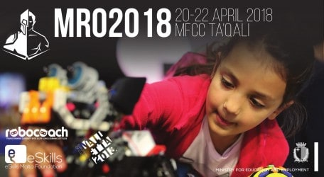 Malta Robotics Olympiad 2018 offers students and public opportunity to shine