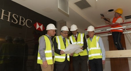 37 - HSBC Malta announces investment to transform flagship corp banking_5637-1