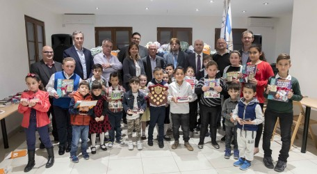 A Collective effort in Marsa in favour of the Environment