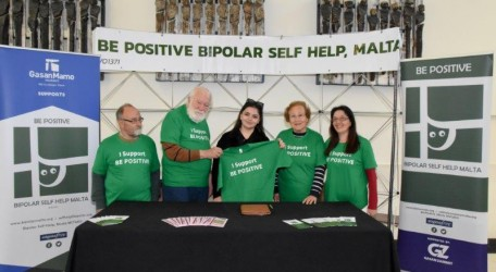 GasanMamo Insurance keeps on supporting mental health awareness campaign